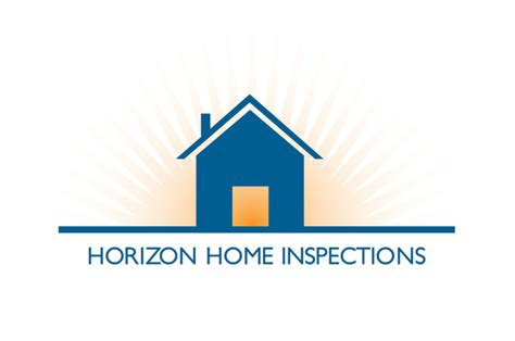 horizon home inspections logo option 2 by