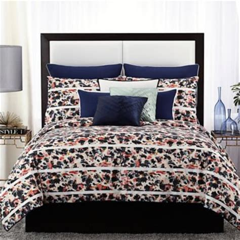 vince camuto bedding buy vince camuto 174 basel king comforter set from bed bath
