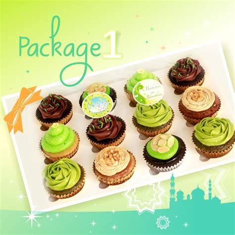 L Ramadhan Package cupcakes special for ramadhan and lebaran lunetta