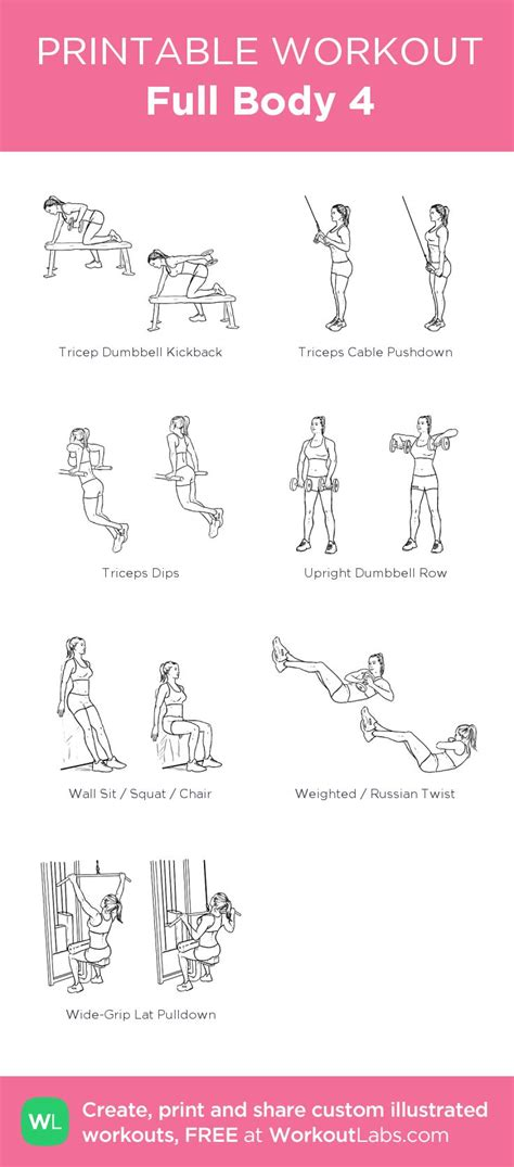 printable workout images 101 best printable workouts images on pinterest circuit