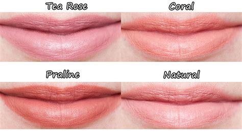 elf swatch studio matte lip color coral elf studio matte lip color swatches