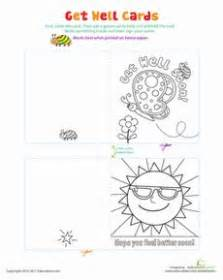Get Well Cards Template by Top 25 Free Printable Get Well Soon Coloring Pages