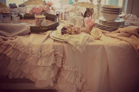 shabby chic table settings shabby chic table setting pink quot shabby chic quot cakes china table