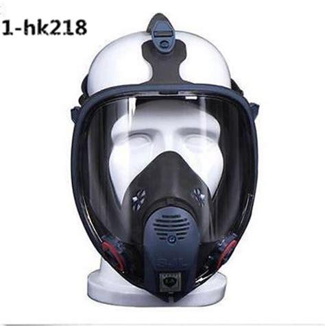 Baoweikang Masker Gas Respirator for 3m 6800 gas mask facepiece respirator new ebay