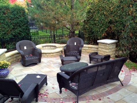 Patio Orland Park by Patios Pits Chicagoland Area A Collection Of