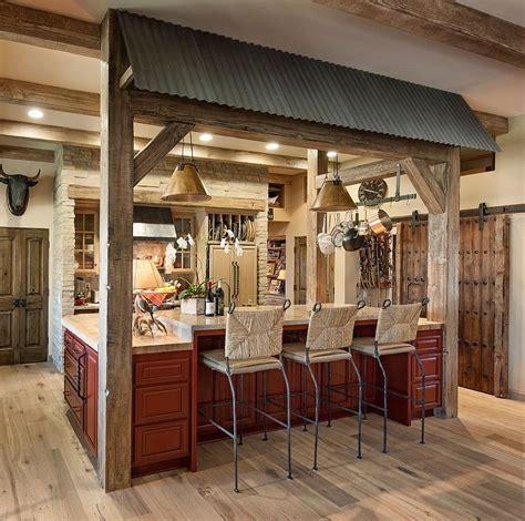 barn kitchen decor 25 trendy kitchens that unleash the of sliding barn