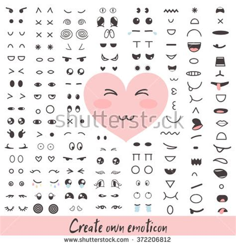 how to make my own doodle emoticon creator big collection create your