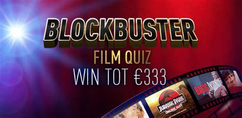 film quiz einde blockbuster film quiz casino777 blog