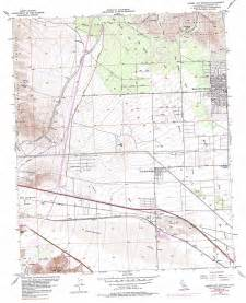 desert springs topographic map ca usgs topo