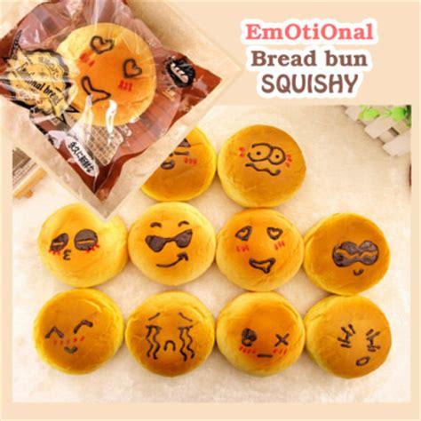 Squishy Jumbo Big Italian Bread Original squishy jumbo emotional bread in package