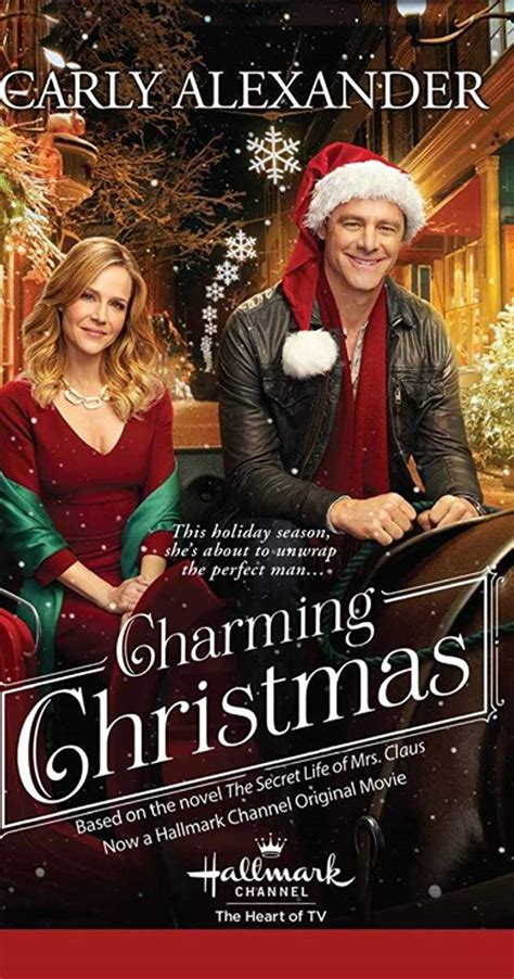 phrases from the calendar on tv movie christmas calendar charming tv 2015 imdb