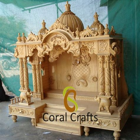 buy pooja mandir exporter manufacturer supplier