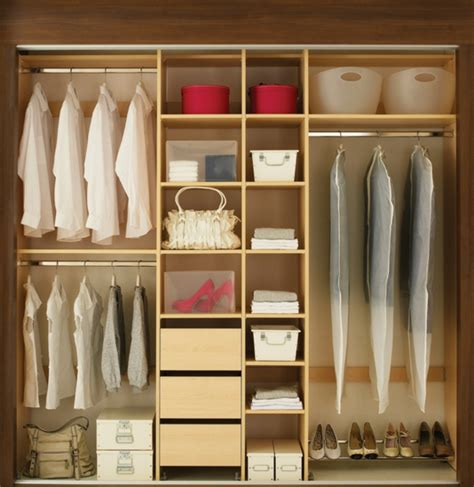 Open Wardrobe System by Open Closet Systems For More Clarity Room Decorating