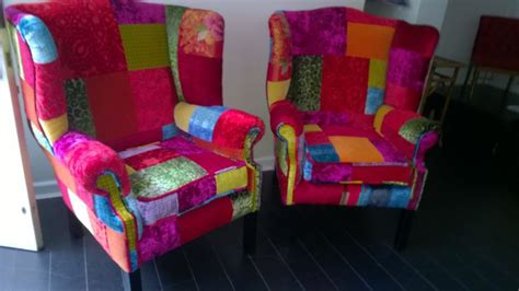 48 best images about patchwork chairs sofas upholstery