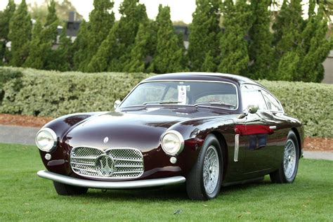maserati italy 1955 maserati a6g 2000 car vehicle retro sport