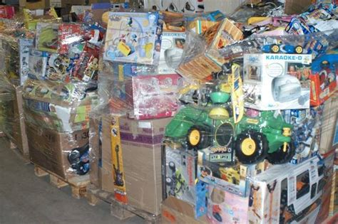cheap toys clearance pallets of toys customer returns wholesale stocks