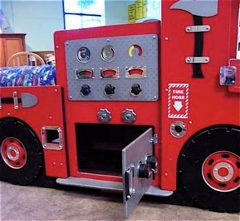 fire truck kids bed fire truck bed design dazzle
