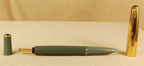 parker 51 hanss vintage pens vintage pens for sale at the pen market
