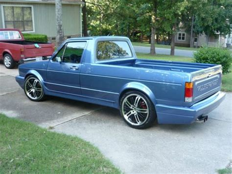 volkswagen rabbit truck custom find used 1982 vw rabbit pickup in charlotte north