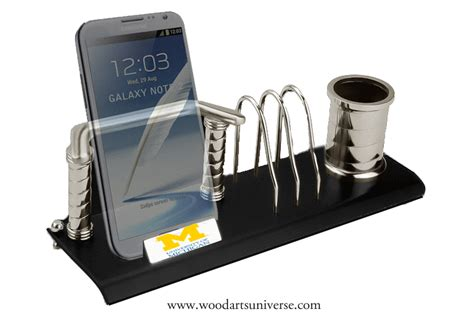 woodworking central wooden cell phone stand plans