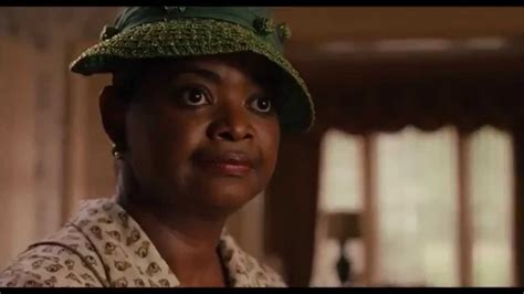 octavia spencer best friend octavia spencer s scene from the help who dedicated her