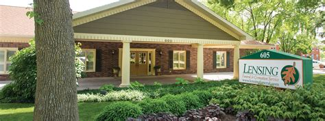 lensing funeral home iowa city avie home