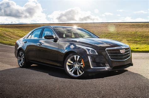 2017 cadillac cts reviews and rating motor trend