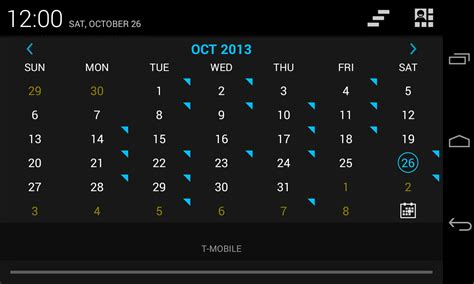 Calendar Notifications Notification Calendar Android Apps On Play