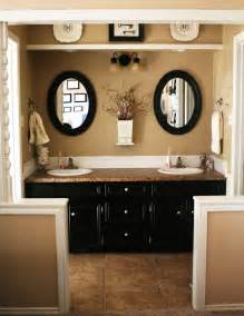 beige and black bathroom ideas stylowe meble łazienkowe drewniane klasyczne retro