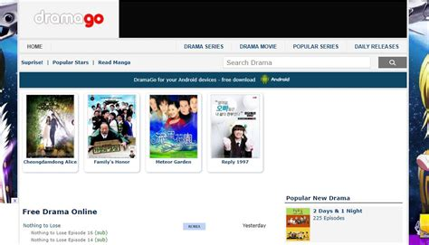 dramacool website watch korean drama with top 10 websites this side of typical