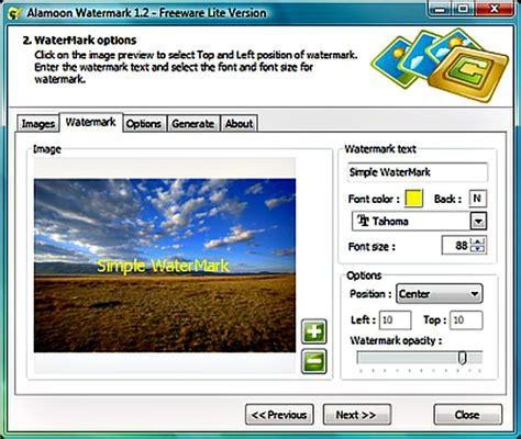 software gratuito alamoon watermark software software gratuito para a 241 adir marcas de agua a tus fotos soft apps