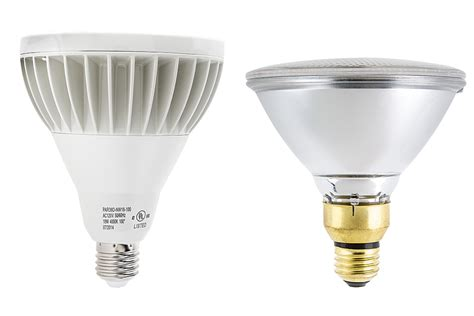 Led Flood Light Bulb Comparison Par38 Led Bulb 18w Dimmable Led Flood Light Bulb