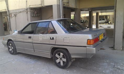 car owners manuals for sale 1987 mitsubishi galant user handbook used mitsubishi galant 1987 car for sale in karachi 497493 pakwheels