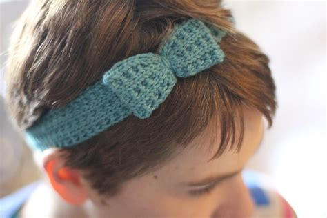 knit bow headband knitted headbands for every time of the year the diy