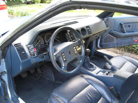 300zx Interior by 1989 Nissan 300zx Interior Pictures Cargurus