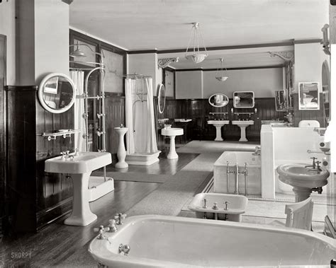 1920s bathroom fixtures
