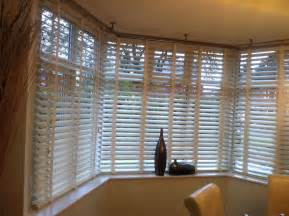 Wooden venetian blinds they look just like shutters