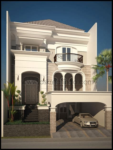 classic home design concepts modern classic house concept