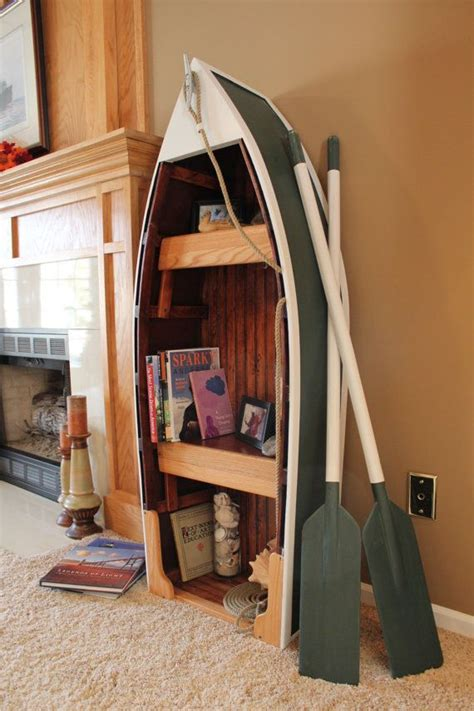 1000 ideas about boat bookcase on boat shelf