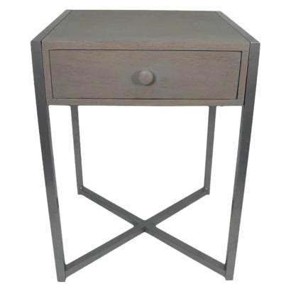 gray accent table awesome gray accent table with gray and white one drawer