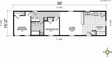 floor plans for single wide mobile homes single wide mobile homes floor plans 12 photos