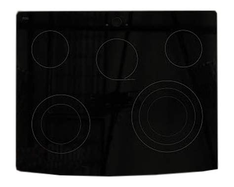 Jenn Air Glass Cooktop Replacement - jenn air jes8850cas02 glass cooktop replacement