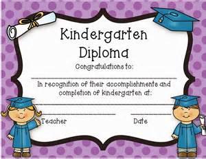 kindergarten certificate template diploma preschool diploma template