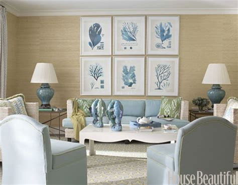 beach decoration ideas seaside style palm beach chic