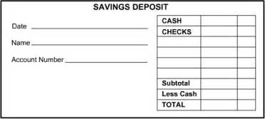 money basics managing a savings account