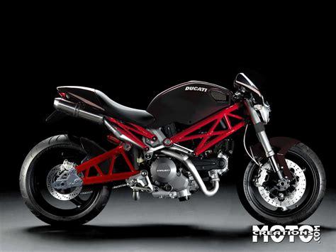 Motorrad Ducatii by Motocreation Black696 696 Hinterradschwinge