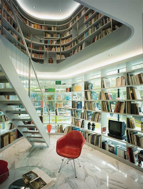 minimalist house  open library idesignarch interior design architecture interior