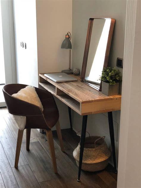 scrivanie fai da te scrivania fai da te di ispirazione vintage con materiali