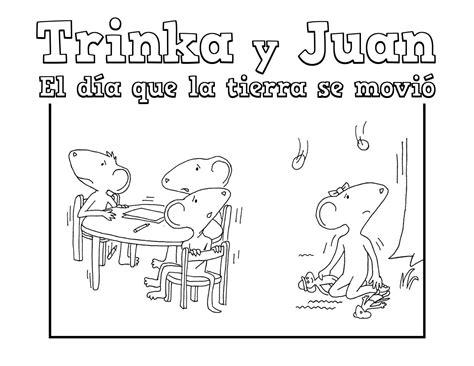 Imagenes De Simulacro De Sismos Para Pintar | trinka y juan terremoto by centro docente issuu