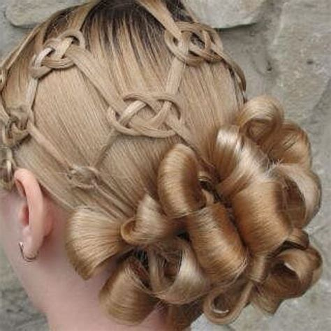 knots hairstyle pretzel knot updo link for the knots http www